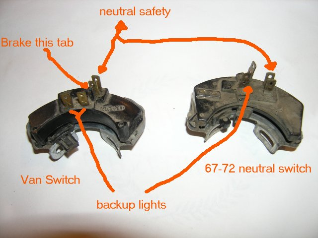 [TVPR_3874]  neutral safety switch location? - The 1947 - Present Chevrolet & GMC Truck  Message Board Network | 1966 Ford Neutral Safety Switch Wiring |  | 67-72 Chevy Trucks