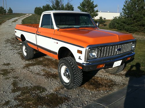 1971 Chevy Blazer For Sale >> Wheel Vintiques 16x8 - The 1947 - Present Chevrolet & GMC Truck Message Board Network
