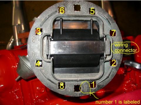 sbc plug wires  | 67-72chevytrucks.com