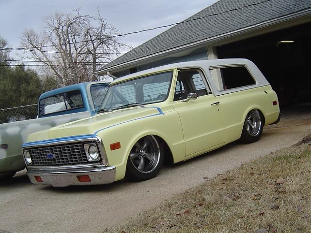 72 K5 Blazer For Sale Craigslist >> How to: Ruin a perfectly good C10 - The 1947 - Present ...