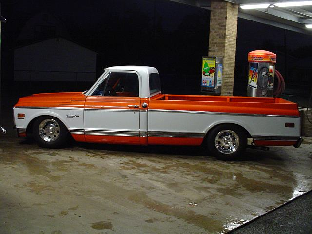 How About Some Pics Of Bagged C 10 S Page 2 The 1947