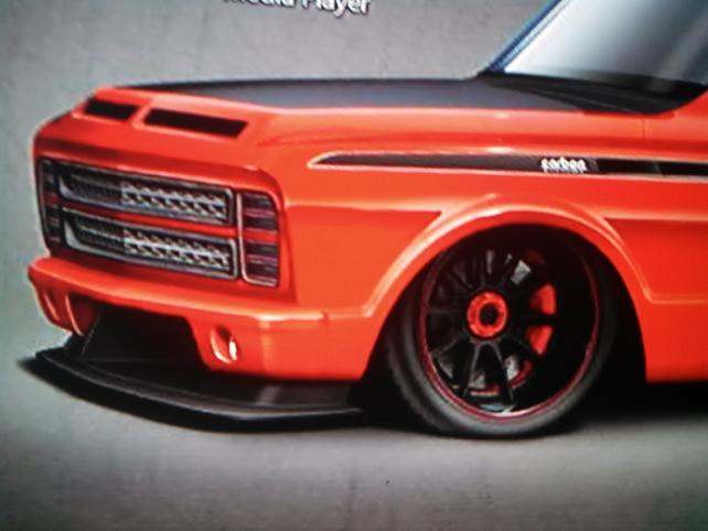 67 72 Chevy Truck Forum >> 69 Camaro front valance and spoiler on a 67 c10? - The ...
