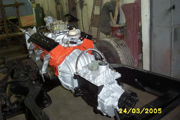 Nv3500 transmission complete 5 speed - The 1947 - Present Chevrolet